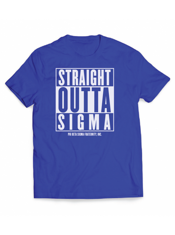 STRAIGHT OUTTA SIGMA
