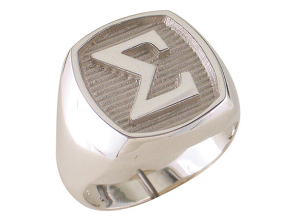 Raised Sigma Ring