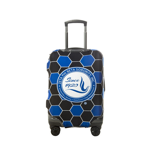 Zeta Luggage Cover
