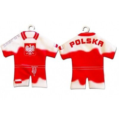 Polska Eagle Mini Soccer Uniform (Style A) - Taste of Poland