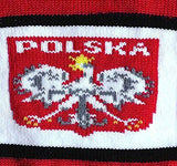 Polska Eagle Soccer Socks Antibacterial - Taste of Poland  - 3