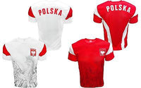 Polska Eagle Athletic Soccer Jersey Shirt - Taste of Poland  - 1