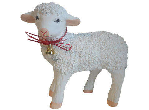 "Polish Large Standing Easter Lamb (Baranek Wielkanocny), 7.5"" High - Taste of Poland  - 1"