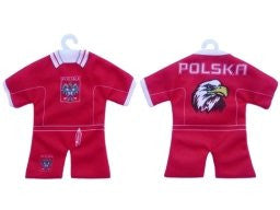 Polska Eagle Mini Soccer Uniform (Style B) - Taste of Poland