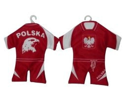 Polska Eagle Mini Soccer Uniform (Style C) - Taste of Poland