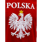 Mens Polska Poland White Eagle T-Shirt - Taste of Poland  - 2