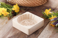 Traditional Polish Folk Art Flower Wooden Butter Mold - Taste of Poland  - 1