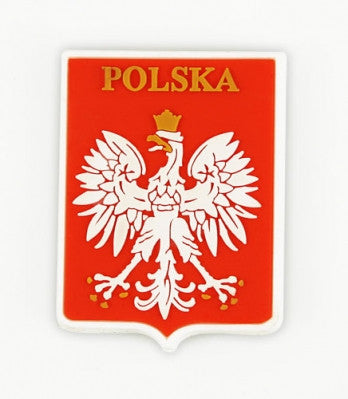 Polish Coat-Of-Arms Flexible Magnet - Taste of Poland