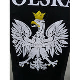 Mens Polska Poland White Eagle T-Shirt - Taste of Poland  - 6