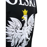 Mens Polska Poland White Eagle T-Shirt - Taste of Poland  - 7