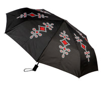 Polish Folk Art Foldable Umbrella - Highlander