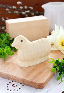 Traditional Easter Wooden Butter Ram Mold