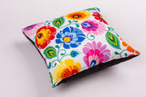 Polish Folk Art Accent Pillow - Taste of Poland  - 2