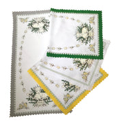 Polish Traditional Easter Lamb Small Table Runner 35