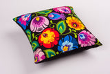 Polish Folk Art Accent Pillow - Taste of Poland  - 4