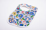 Polish Kashubian Folk Art Baby Bib - Taste of Poland  - 2