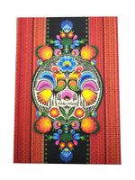 Polish Folk Art Large Hardcover Notebook, 5.5