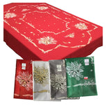 "Polish Christmas Table Cover Tablecloth 59""x 102"""