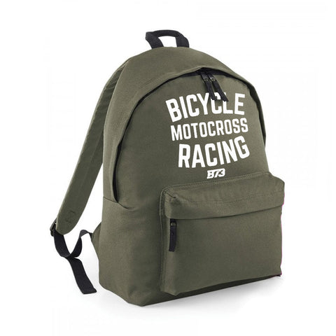 BICYCLE MOTOCROSS RACING BACKPACK [KHAKI]