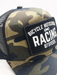 BICYCLE MOTOCROSS RACING - Trucker Cap [CAMO]