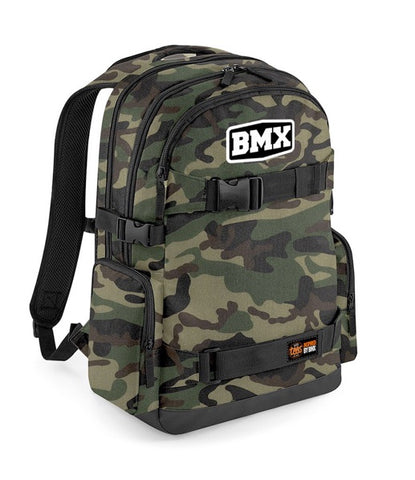 BMX BADGE - CAMOFLAUGE BOARDPACK