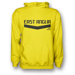 EAST ANGLIA REGION HOODIES - 'OFFICIAL' Merchandise