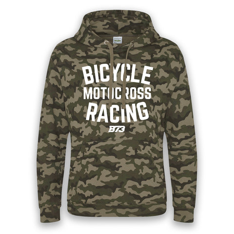 BICYCLE MOTOCROSS RACING - GREEN CAMO