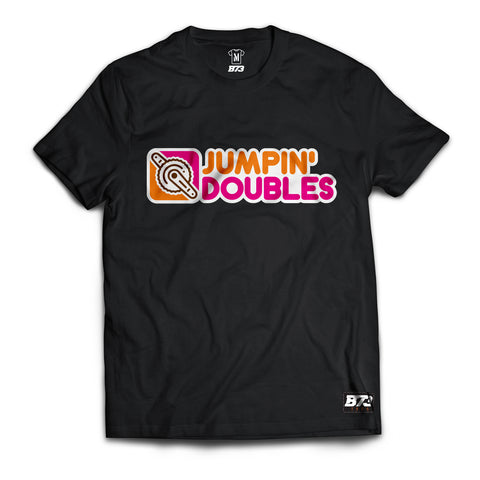JUMPIN' DOUBLES - Black