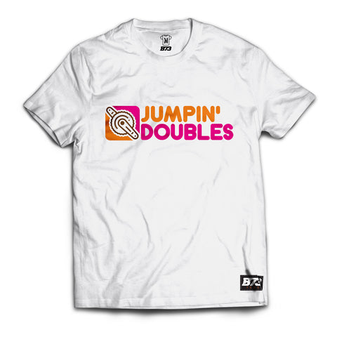JUMPIN' DOUBLES - White