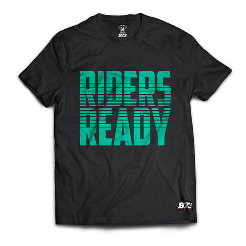 RIDERS READY [Stripes]