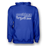 SOUTH REGION HOODIES 'OFFICIAL' Merchandise