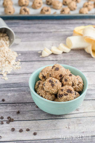 Feeling down these 3 easy snacks are proven to lift your mood bananas are one of my kids favorite fruits and theyve been asking me to create a banana snack ball recipe for months so a couple months ago forumfinder Image collections