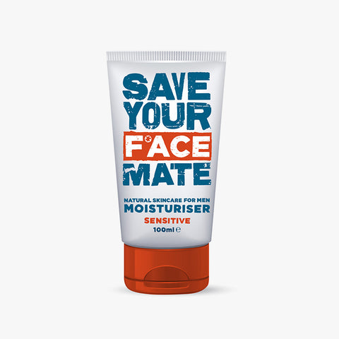 Sensitive Moisturiser for Men by F*ACE Skin Care for Men