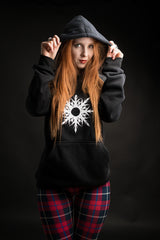 Hoodie (Snow of Chaos) - Unisex