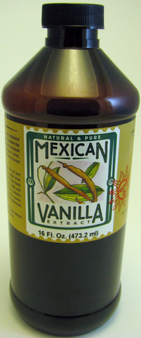 Mexican Vanilla Extract