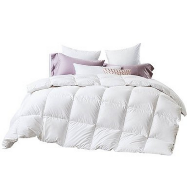 Ariel Bedding 95% Goose Down 5% Goose Feather Quilt