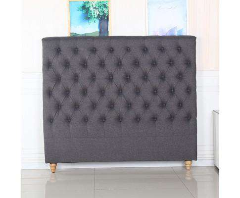 Melbournians Furniture Sean Headboard  - Grey