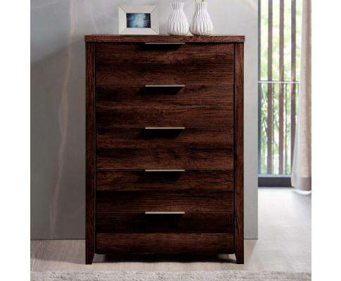 Melbournians Furniture Alice Tallboy Wenge