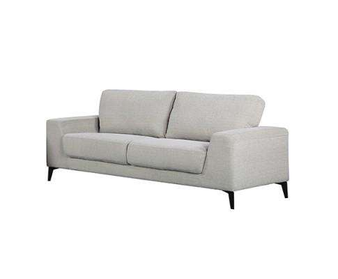 Melbournians Furniture Hopper Sofa 3 Seater Grey