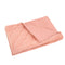 198x122cm Anti Anxiety Weighted Blanket Cover Polyester Cover Only Peach