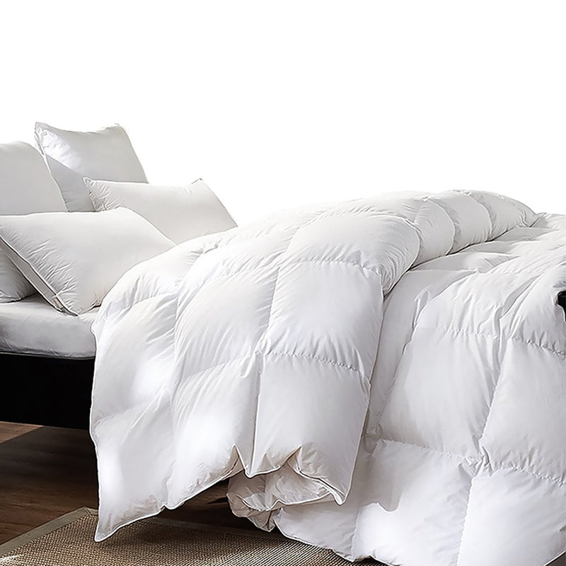 500GSM All Season Goose Down Feather Filling Duvet in Double Size
