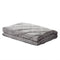 11KG Adults Size Anti Anxiety Weighted Blanket Gravity Blankets Grey