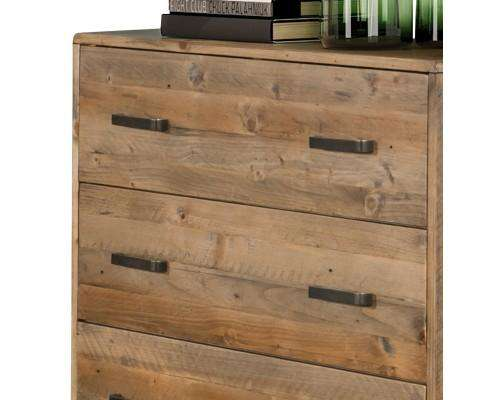 Woodstyle 4 Drawer Tallboy