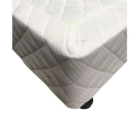 Feather Comfort Mattress Base - White