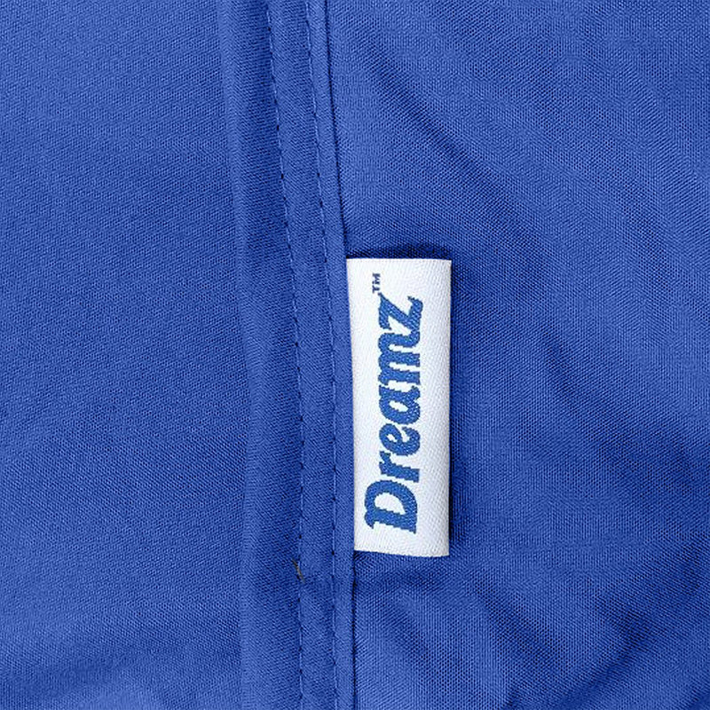 11KG Adults Size Anti Anxiety Weighted Blanket Gravity Blankets Blue