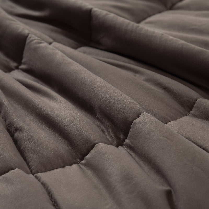Weighted Blanket Heavy Gravity Deep Relax 7KG Adult Double Mink