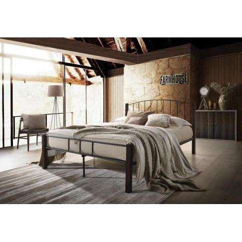 Urban Solid wood Post Bed frame