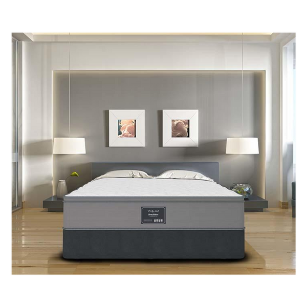 SleepMaker Prestige Supreme Miracoil 5 Zone Double Sided Mattress - Medium