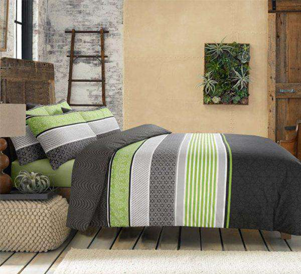 Amsons Topaz Quilt Cover Set