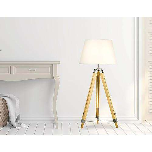 Unique Modern Wooden Floor Lamp-Lamp-Palermo-Big Bedding Australia